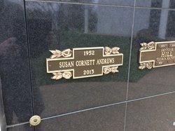 Susan Elaine <i>Cornett</i> Andrews