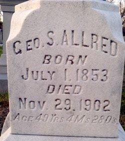 George Scotton Allred
