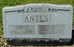 John C Antes