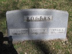Samuel Van Ness Sam Rogers