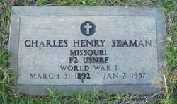 Charles Henry Seaman