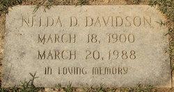 Nelda E. <i>Denton</i> Davidson
