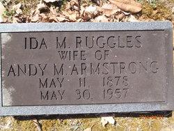 Ida M <i>Ruggles</i> Armstrong