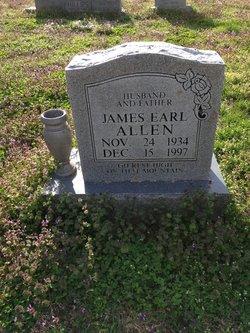 James Earl Allen