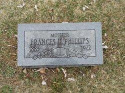 Frances <i>Harlan</i> Phillips