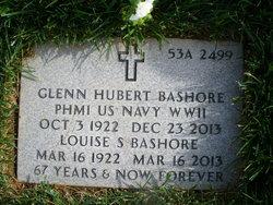 Glenn Hubert Bud Bashore