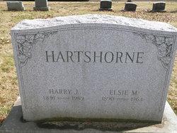 Harry J. Hartshorne