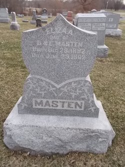 Eliza A. Masten