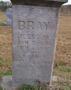Sarah Margaretta <i>Hancock</i> Bray