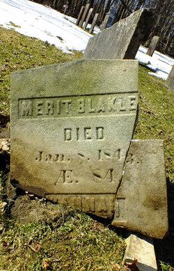 Merit Blakley