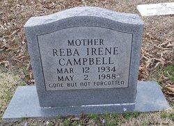Reba Irene <i>Mongold</i> Campbell
