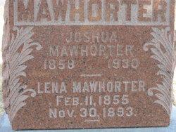 Lena <i>Frick</i> Mawhorter