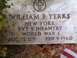 William B Yerks