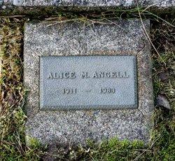 Alice M. Angell