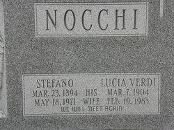 Lucia <i>Verdi</i> Nocchi