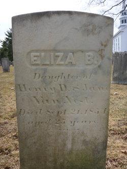 Eliza B Van Nest
