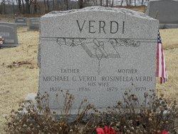 Michael C Verdi