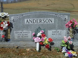 Edgar Vance Anderson