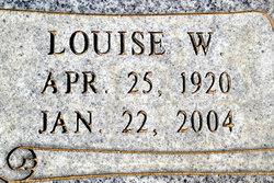 Laura Louise <i>Whitehead</i> Curtis