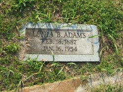 Letha B Adams