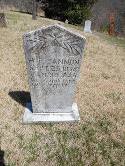 Hugh Floyd Fannon
