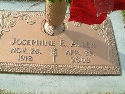 Josephine Elizabeth Allen