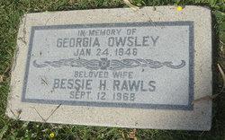 Bessie H. Rawls
