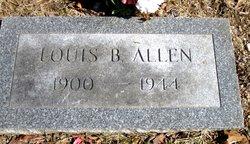 Louis Benjamin Allen