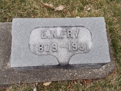 Edward N Fry