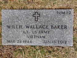 Willie Wallace Baker