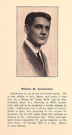 William Michael Aichelmann