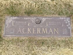 Marion H. Ackerman