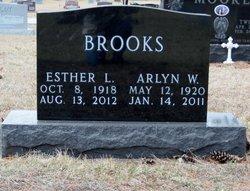 Esther L. <i>Shepherd</i> Brooks