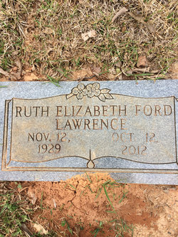 Ruth <i>Ford</i> Lawrence