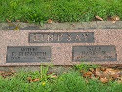 Ester Elizabeth Lindsay