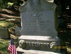 Pvt Joseph Brewer Passmore