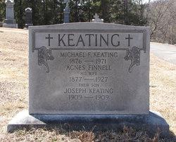 Agnes <i>Finnell</i> Keating