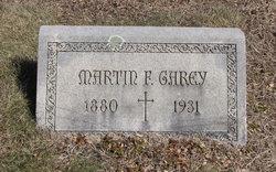 Martin F Carey