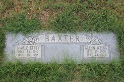 Glenn Weeks Baxter