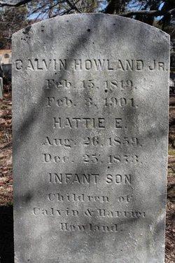 Calvin Howland, Jr