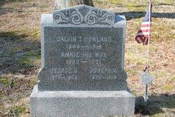 Calvin T Howland