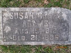 Susan <i>Craft</i> Adams
