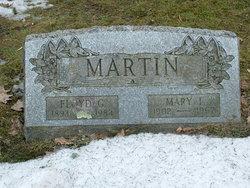 Mary <i>Weeks</i> Martin