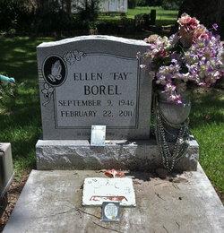 Ellen Fay <i>Cunningham</i> Borel
