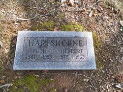 Herbert Hartshorne