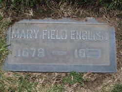 Mary <i>Field</i> English