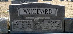 Waymon Ray Woodard