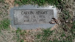 Isaac Calvin Adams