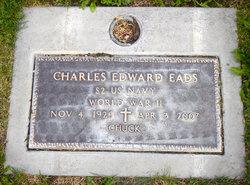 Charles E Eads
