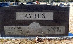 Trannie Ayres